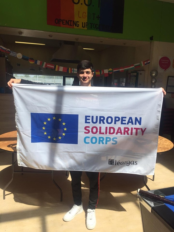 European Solidarity Corp Project